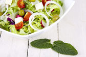 Salad healthy — Stock Photo