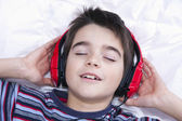 Music and lifestyle — Stock Photo