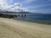 Beach landscape — Стоковое фото