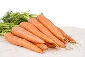 胡萝卜 — 图库照片