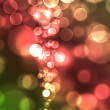 Foto Stock: Abstract Bokeh background