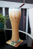 Ice coffee — Stock Photo