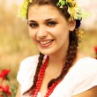 Stock Photo: Beautiful Ukrainigirl