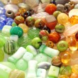Variety of colorful beads — Stock Photo #36088969