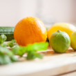 Fresh vegetables — Stock Photo #41667755