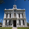 The victorian courthouse — Stock Photo
