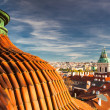 Stock Photo: View from Prague Castle