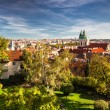 View from Prague Castle — Stock Photo