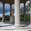 The Temple of Love in the gardens of Trianon — Stock Photo