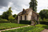 Part of the grounds near the Trianon — Stock Photo