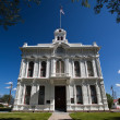 Still used victorian courthouse in Bridgeport — Stock Photo