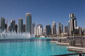 Dubai marina — Stock Photo