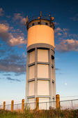 Historic water reservoir tower — Stock Photo