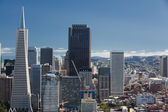 San Francisco — Stockfoto