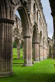Abadía de rievaulx — Foto de Stock