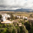 City of Ronda in Spain in winter — Stock Photo #20464515