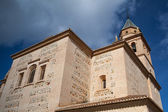 St Mary Church in Granada — Stock Photo
