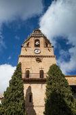 Renaissance church in Ronda — Stock Photo