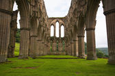 Rievaulx Abbey — Foto de Stock