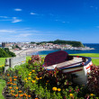 Scarborough in Great Britain — Stock Photo