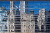 Modern buildings in Chicago — Stock Photo