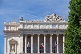 Bourse et Chambre de Commerce in Marseille — Stock Photo