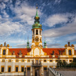 Prague pilgrim place Loreta — Stock Photo #33922303