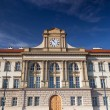 Renovated historic barracks in Prague — Stock Photo