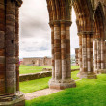 ������, ������: Rievaulx Abbey North Yorkshire England ruins history landmark monument abbey Architecture Monastery ancient
