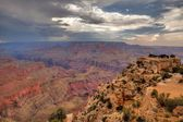 After storm (Grand Canyon - USA) — Stock Photo