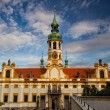 Prague pilgrim place Loreta — Stock Photo #41565751