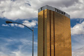 The Trump hotel Las Vegas. — Stock Photo