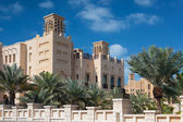 View of the Souk Madinat Jumeirah. — Stock Photo