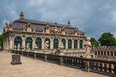 Zwinger Palace — Stock Photo
