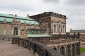 Zwinger Palace — Stock Photo