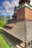 Orthodox Church of St.Michael on Petrin Hill - HDR Image — Stock Photo