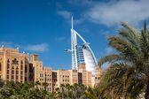 View of the Souk Madinat Jumeirah — Stock Photo