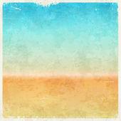 度假为主题的球衣背景 — 图库矢量图片