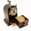 Cranck sharpener opened — Stock Photo