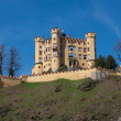 Neuschwangau Castle - Stock Photo