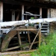 Old historic sawmill — Stock Photo #30749341