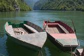 Old Rowboats — Stock Photo