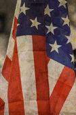 Usa flagga — Stockfoto