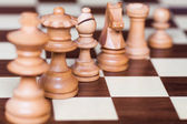 Chess set — Stock Photo