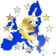 Stock Vector: Eurozone