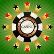 Casino chips — Stock Vector #26587955
