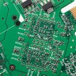 Stock Photo: Electronics circuitry
