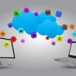 Tech cloud — Stock Vector #38029359
