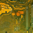 Pcb motherboard — Stock Photo #38037595