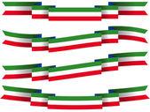 Italiaanse lint — Stockvector